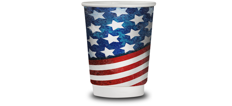 printed cups made in the usa