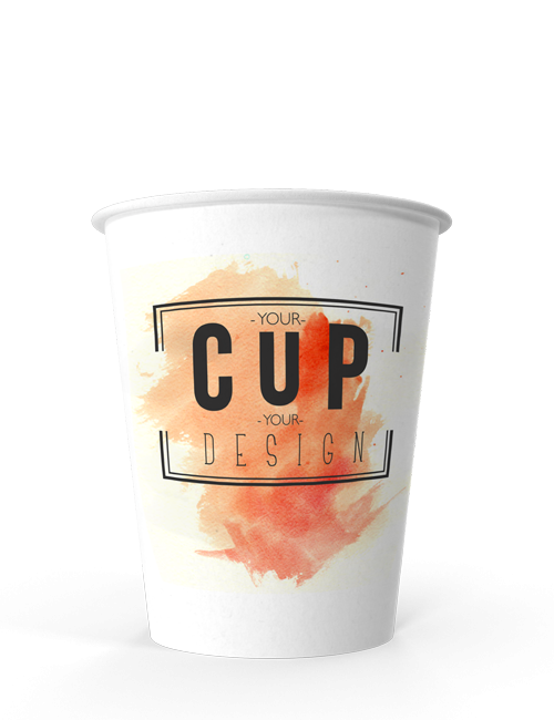 Single Wall Cup 12oz