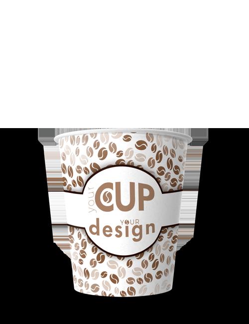 Single Wall Cup 8oz