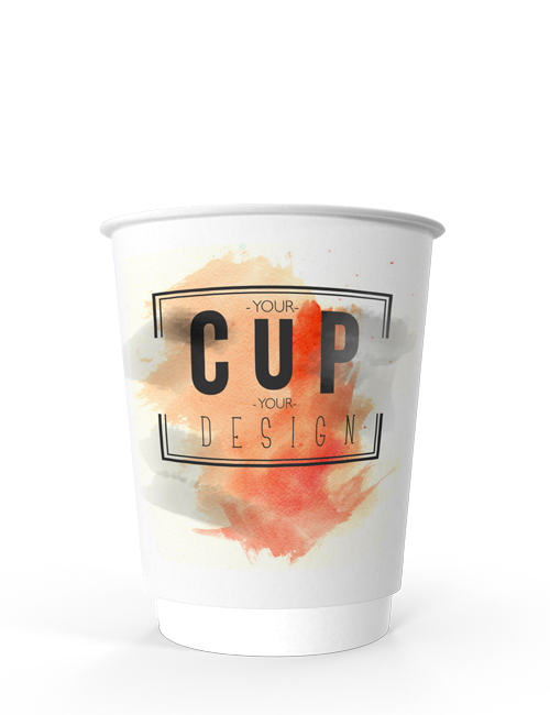 Double Wall Paper Cup 12oz