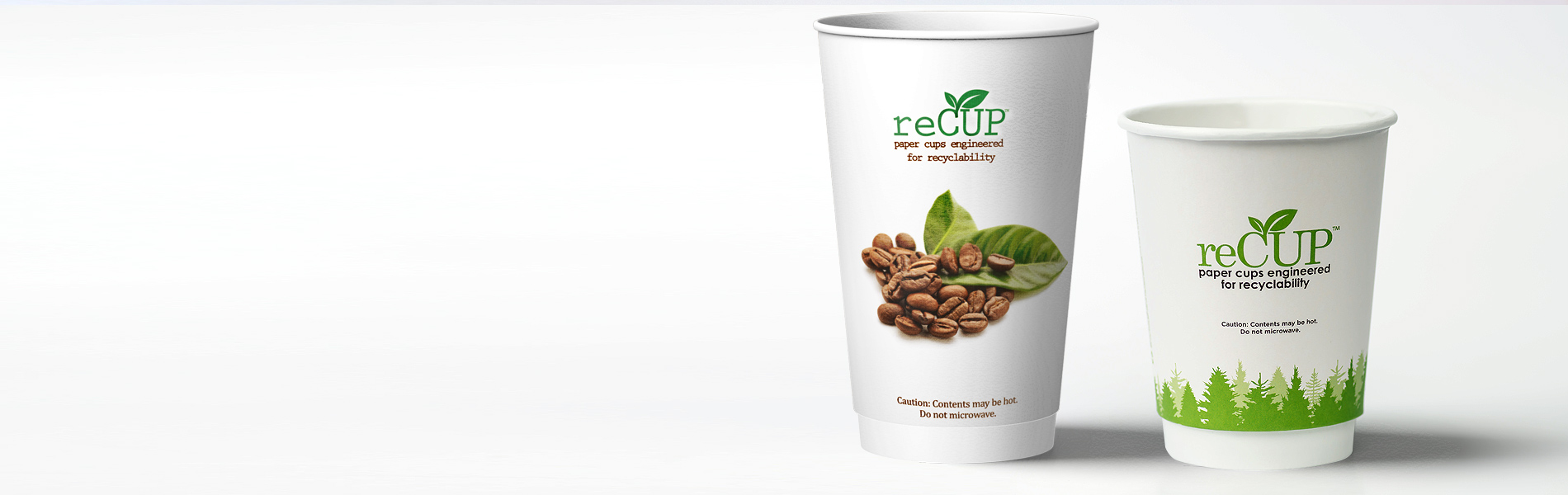 Sustainable Custom Printed Paper Cups