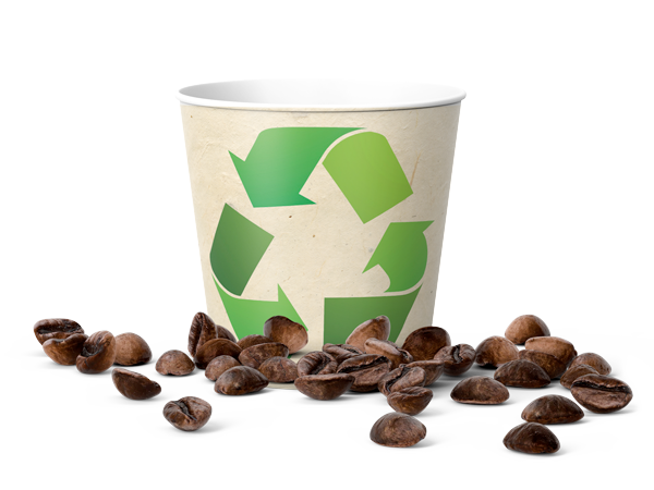 pi cute of sustainable paper cup for Eco cups solutions page by Cup Print