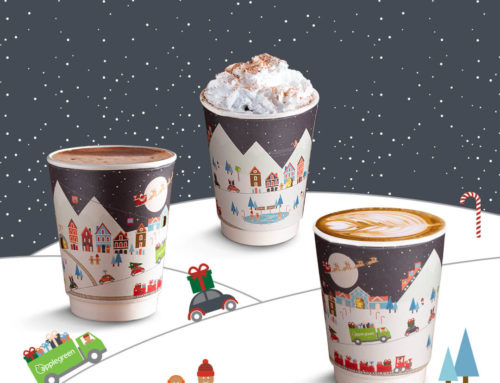 Custom Printed Paper Cups – Christmas 2020 Inspiration